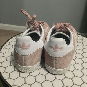 adidas Shoes - Adidas Pink Gazelle Sneakers